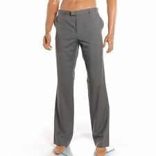 Mid Rise Big & Tall 36L Trousers for Men