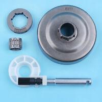 .325 Sprocket Clutch Drum Oil Pump Kit fit HUSQVARNA 55 51 50 Chainsaw 501777601