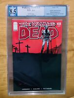 THE WALKING DEAD #48 - PGX 8.5 Image DEATH OF THE GOVERNOR and LORI! Not CGC