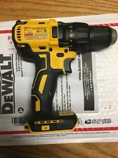 "New Dewalt DCD777B 1/2"" 20 Volt 20V Max Brushless Drill Driver Lithium Ion"