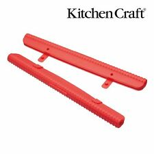 Master Class Set of 2 Heat Resistant Silicone Oven Guards