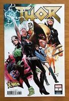 Thor 7 2018 Main  B Variant Greg Land Uncanny X-Men Cover 1st Print  Marvel NM+