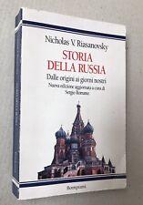 Storia della Russia - Nicholas V. Riasanovsky - Bompiani 1992