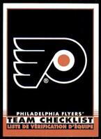 2020-21 UD O-Pee-Chee Retro Team Checklist #572 Philadelphia Flyers