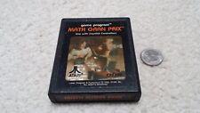Atari 2600, (PAL) MATH GRAN PRIX cartridge