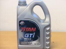 6,61€/l Fuchs Titan GT1 Pro C3 5W-30 4 L MB229.51 VW50400 50700 BMW LL-04