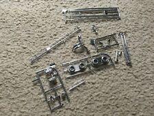 Lindberg 1:8 scale Chrome parts