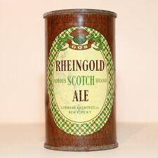 New listing Rheingold Scotch Ale Flat Top