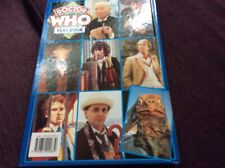 Doctor who yearbook signed copy, JNT, N ,  Bryant, M Ayers, S, Aldred.