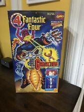 "14"" WORKING Galactus! Toybiz Action Figure 1995 - Marvel Comics Fantastic Four"