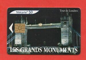 Telefonkarte - Der Turm London (A9096)