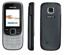 SILVER NOKIA 2330C CHEAP MOBILE PHONE-UNLOCKED WITH NEW HOUSE CHARGAR & WARRANTY