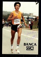 Isabella Moretti Autogrammkarte Original Signiert Leichtathletik+A 98419
