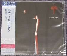 "STEELY DAN ""AJA"" JAPAN SHM-SACD DSD 2014 JEWEL CASE *SEALED*"