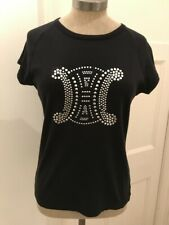 genuine CELINE T-Shirt - Black - Size M