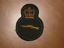 Canadian Army Trade Badge Trade Group 3 Sniper nice
