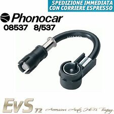 Phonocar 08537 Cavo Cablaggio Adattatore Segnale Antenna Auto per Smart