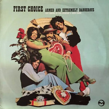 """FIRST CHOICE - Armed And Extremely Dangerous (1997 Remixes) (12"""") (VG/G++)"""