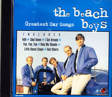 Beach Boys Greatest car CHANSONS CD NEUF