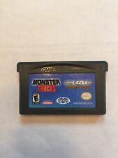 2 Games In 1 Double Value: Monster Trucks & Quad Desert Fury (Nintendo Game Boy…