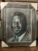 Original Portrait Painting Of Blues Legend Albert King