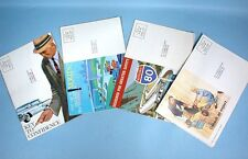 1960-1965 Chevrolet 4 Advertising Brochures Preventive Scheduled Maintenance