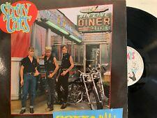 Stray Cats – Gonna Ball LP 1981 Arista – STRAY 2 UK Rockabilly VG+