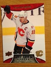 Lot of 58 Jarome Iginla Flames Stars Avalanche hockey cards inserts +