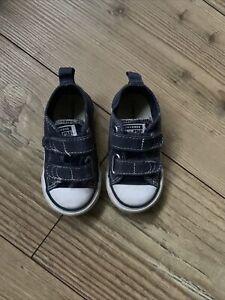 Infant Boys Converse Size 5