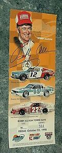 NASCAR 1998 Dura Lube 500 ticket stub