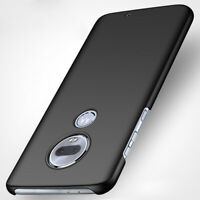 For Moto G5 G6 Play G7 Power Shockproof Ultra Thin Matte Hard PC Back Case Cover