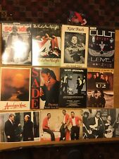 Postcards: Sex Pistols, Howlin Wolf, Bo Diddley, The Who, Cult, Kate Bush, U2...