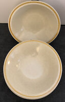 Hearthside GARDEN FESTIVAL Qty 5 CEREAL BOWLS Stoneware Hand Painted Japan