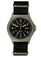MWC G10BH 12/24 Military Watch With Battery Hatch
