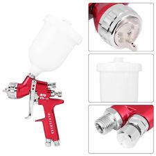 600CC HVLP Car Auto Paint Air Spray Gun Kit Gravity Feed Car Primer 1.3mm Nozzle