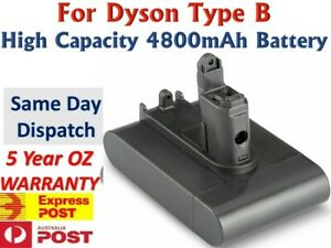 FOR Dyson Type B Battery - Vacuum Cleaner DC31 DC34 DC44 DC45 DC55 Animal A