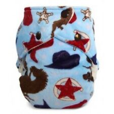 BN Baby Blush Cowboy Reusable Pocket Nappy & Insert Size 1 Cloth Nappy RRP £21