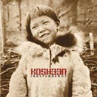 "KOSHEEN ""INDEPENDENCE"" CD NEW+"