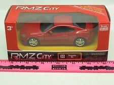 RMZ City Collection Vehicle ~ 35 Toyota 86 prototype