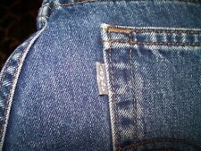 Vintage 90's LEVI'S SILVER TAB Student Baggy Fit Jeans SZ 29x30 DENIM MEDIUM