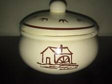 MULINO BIANCO 83 ZUCCHERIERA  Gadget Spot TV Vintage  ceramica alimentari
