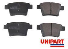 For Nissan - Navara Pathfinder Eicher 2005-2012 Rear Brake Pads Unipart