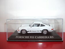 porsche 911 carrera RS IXO altaya 1/43 série voitures de rêve