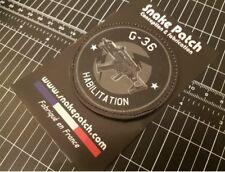 snake patch - HABILITATION G36 - brevet Police gendarmerie ARTICLE FANTAISIE