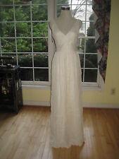 J.Crew J Crew Sophia Wedding Gown in Silk Chiffon Sz 4 NWoT $531 Champagne