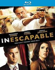Inescapable (Blu-ray Disc, 2013) Marisa Tomei, Alexander Siddig  Syrian expat
