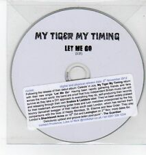 (DQ406) My Tiger My Timing, Let Me Go - 2012 DJ CD