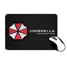 RESIDENT EVIL Umbrella corporation MOUSEMAT GOMMA GAMING MOUSE MAT giocatori