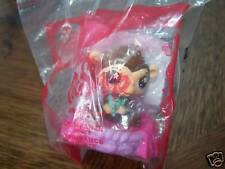 Littlest Pet Shop Chimpanzee Monkey Toy Figure McDonalds #4 Sealed 2008 New