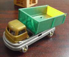 Vintage 1950s Gilmark Hard Plastic Multicolor Dump Truck
